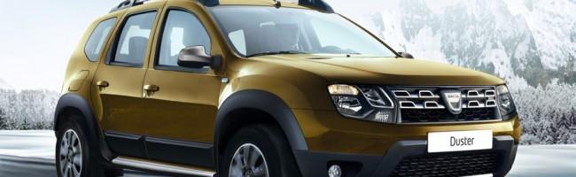Dacia Duster Urbanexplorer 2016