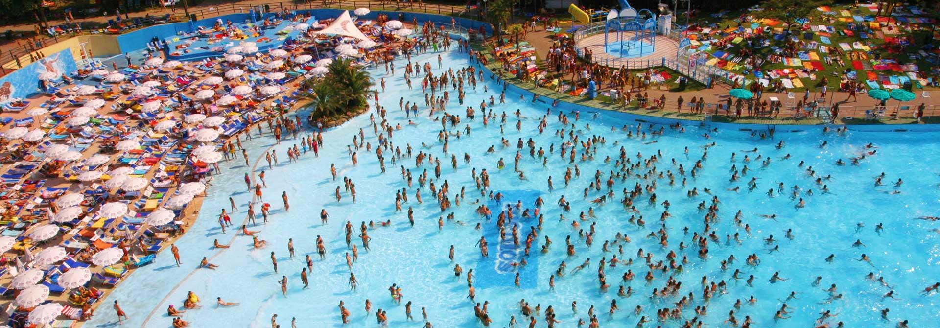 Opinione parco acquatico aquafan riccione gli opinionisti for Piscina riccione