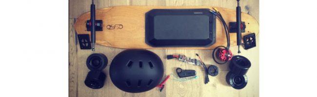 opinioni skateboard elettrico rapido ESk8