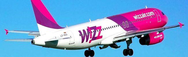 opinione compagnia aerea low cost Wizz Air