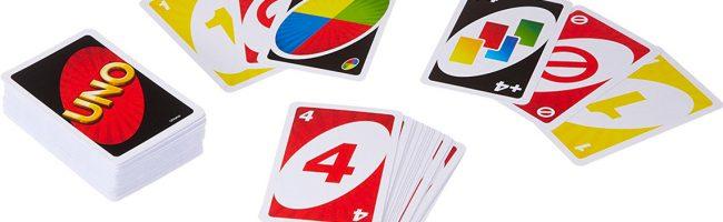 opinione gioco carte uno