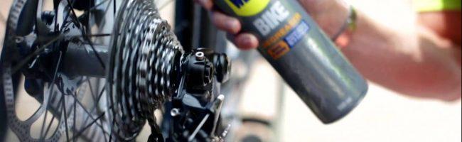 opinione wd-40 bike sgrassante